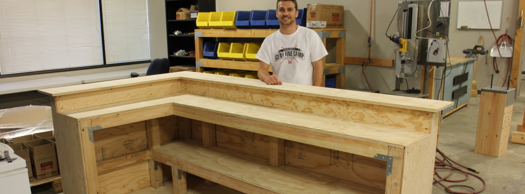Diy How To Build A Durable Home Bar Building Strong