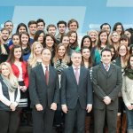 USAC Students & Staff and Basque Government Officials