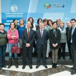 USAC Staff and Basque Government Officials