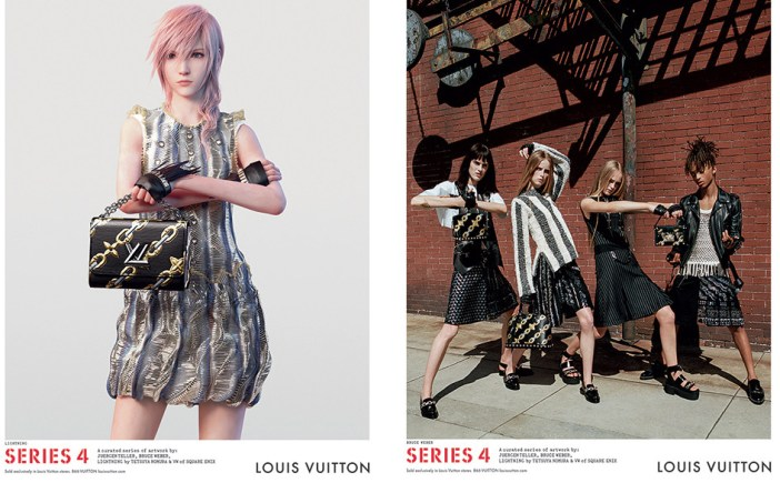 Serie 4 Louis Vuitton Lightning