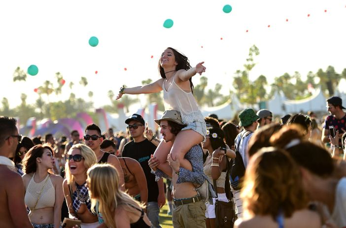 2015 Coachella Valley Music And Arts Festival