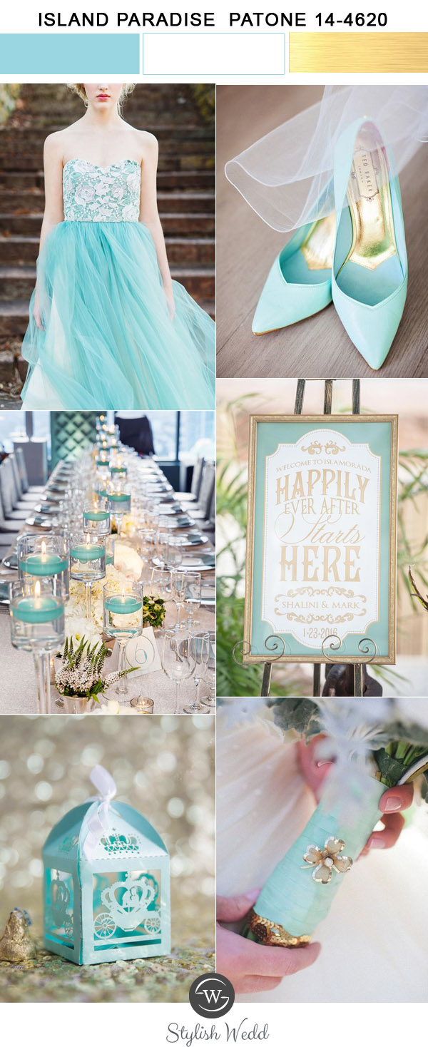 Pantone 2017 Top 10 Wedding Colors For Spring 2017 Inspired By Pantone