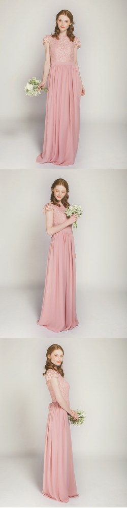 Small Of Dusty Rose Bridesmaid Dresses