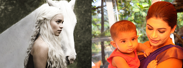 Game of Thrones ශ්රී ලංකා.