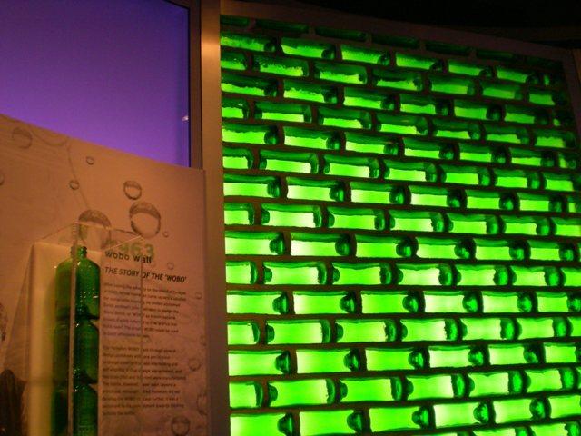 Museu da Heineken em Amsterdã.
