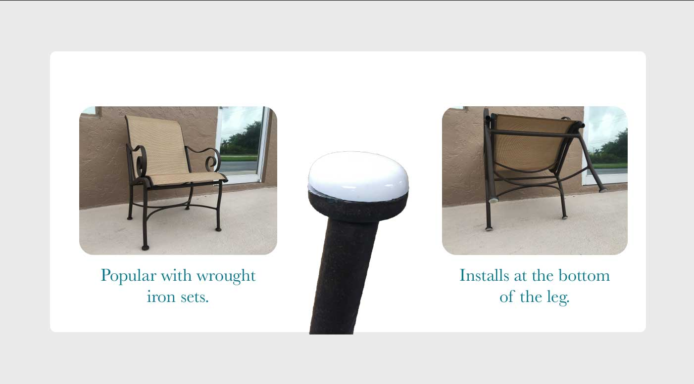 Sofa Feet Glides The Ultimate Guide To Patio Furniture Feet Protectors Glides
