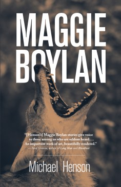 Cover for Maggie Boylan