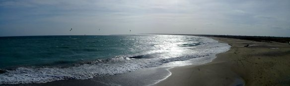 kitesurfing durankolak november