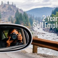Celebrating Two Years of Self Employment