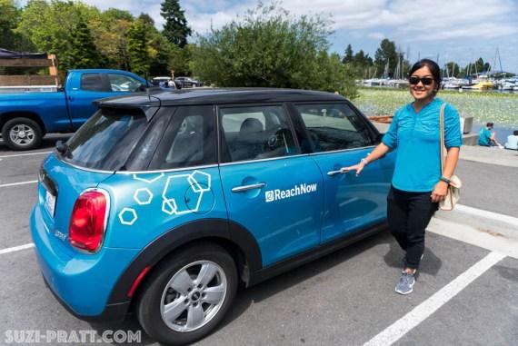 ReachNow Seattle car sharing 10