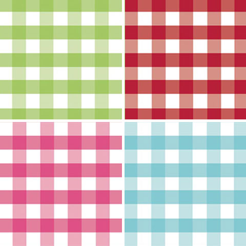 Gingham Collection Riley Blake Designs bei Swafing