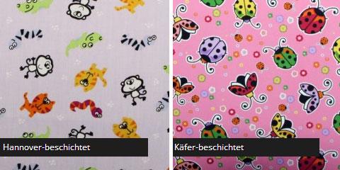beschichtete Stoffe Hannover und Käfer