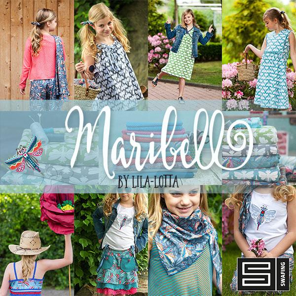 Modelle aus Maribell von Lila-Lotta für Swafing
