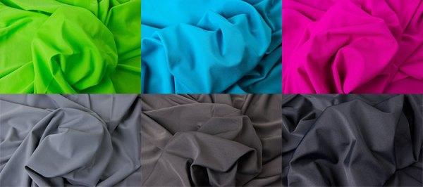 Sportstoffe: Farben von Elastic von Swafing