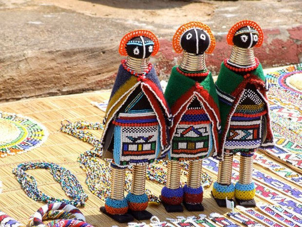 Traditional Dolls & Toys by the Ndebele people. Flickr/ FiverLocker