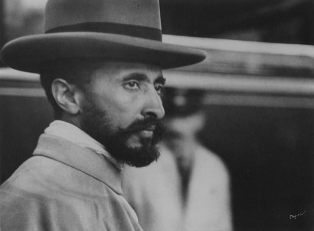 The Emperor of Ethiopia, Haile Selassie arriving in Geneva, 1935. Flickr / digboston [CC BY 2.0]