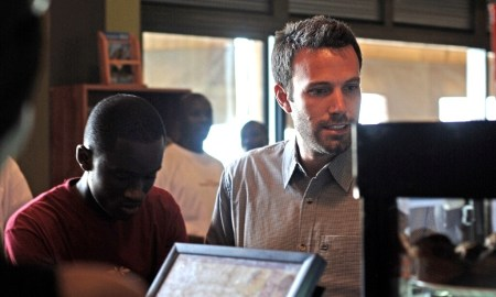 Ben Affleck at a cafe in Kigali, Rwanda.What's missing from celebrity activism in Africa The people_blog.swaliafrica.com_