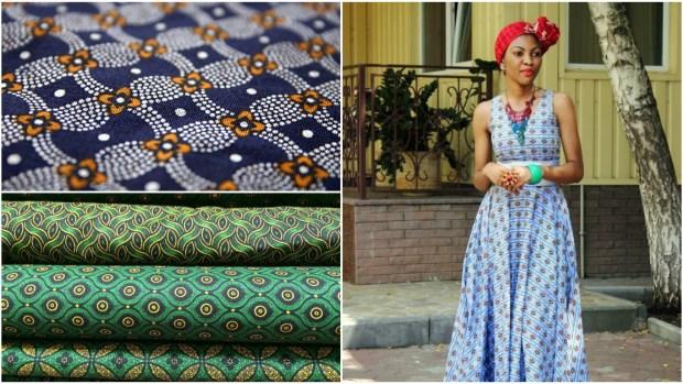 Shweshwe African Fabric
