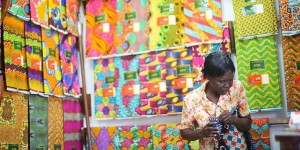 6 Colourful African Fabric Used Around the World