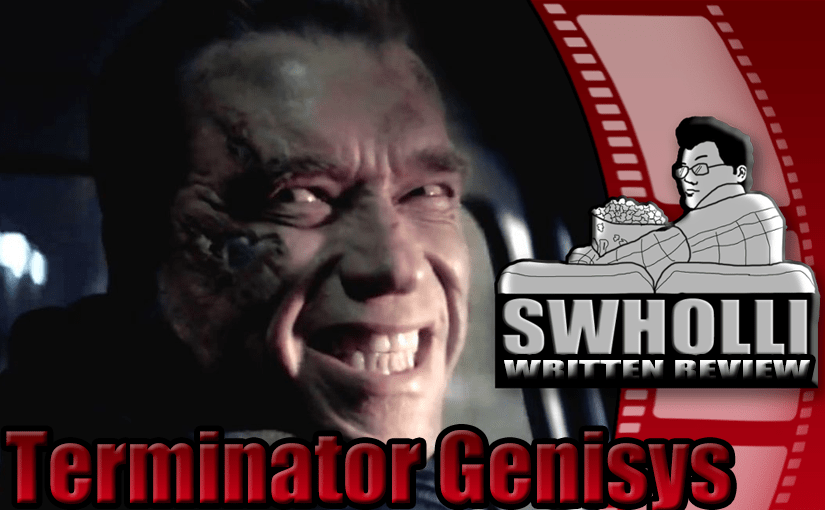 Terminator Genisys – This is Worse Than Fanfic