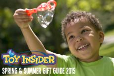 Toy Insider - Spring & Summer Gift Guide 2015