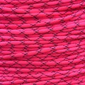 Paracord Typ 3 little black pink