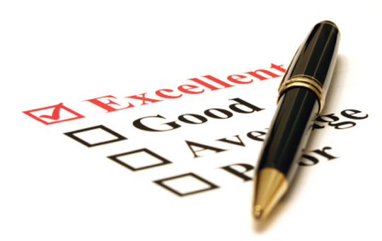 5 characteristics of an effective performance appraisal system?