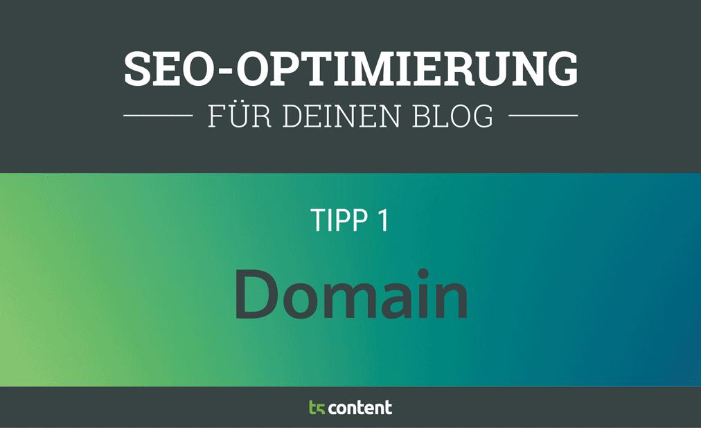 SEO-Optimierte Domain