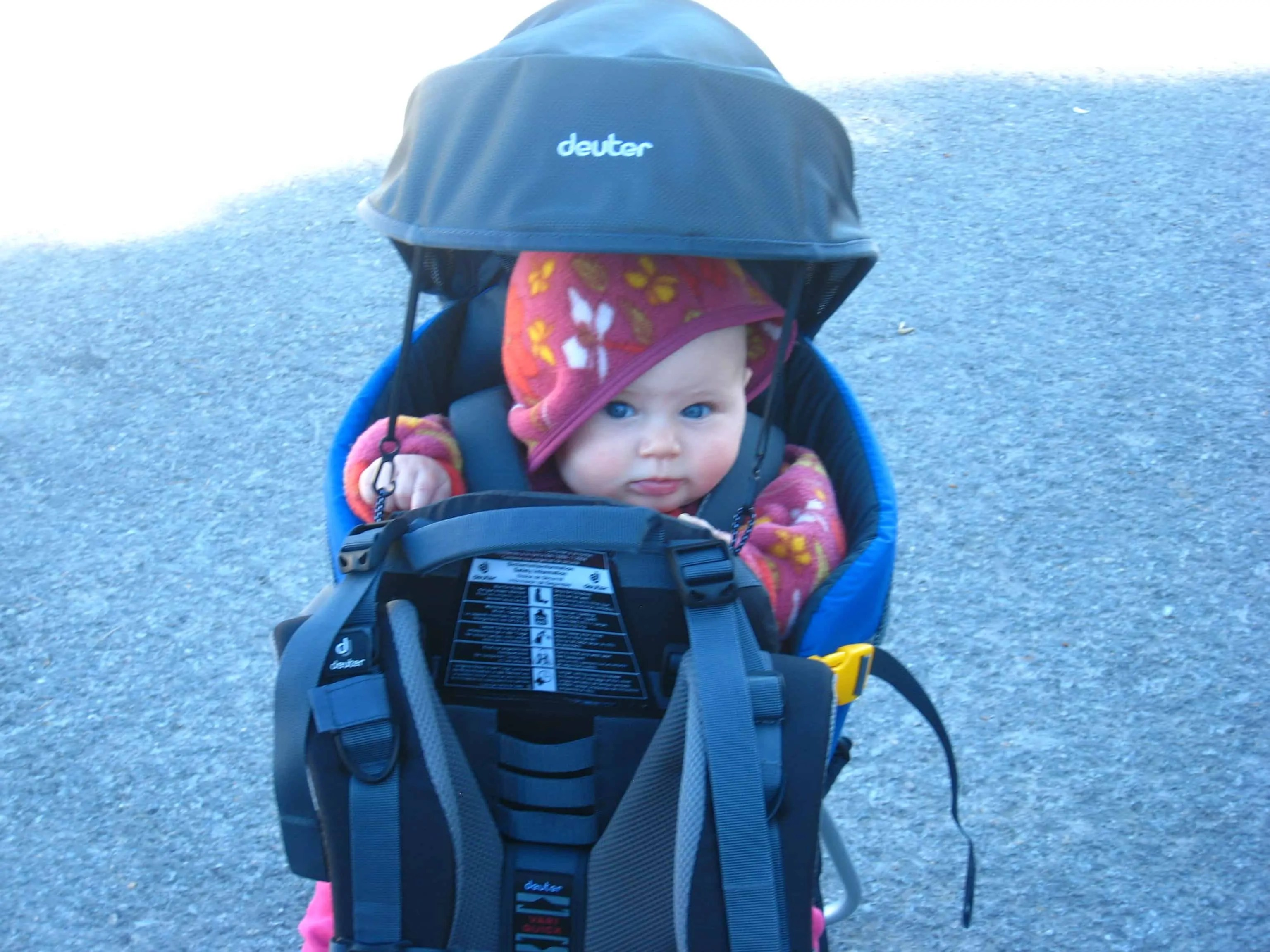 2 Kid Deuter Kid Comfort 2 Child Carrier Review Tahoe Mountain Sports Blog