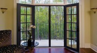 Retractable Screen Doors for French Doors | Tashman Home ...