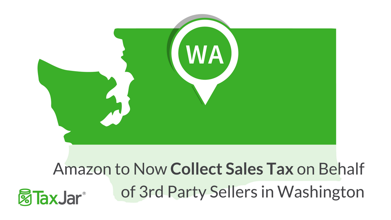 Amazon Now Breaking News Amazon Will Now Collect 3rd Party Sales Tax