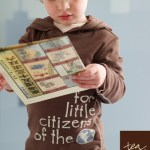 Little Citizens hoodie