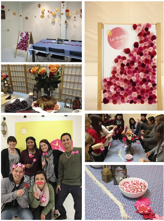 Tea Collection's Moroccan Rose Festival