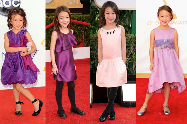 Aubrey Anderson-Emmons Red Carpet