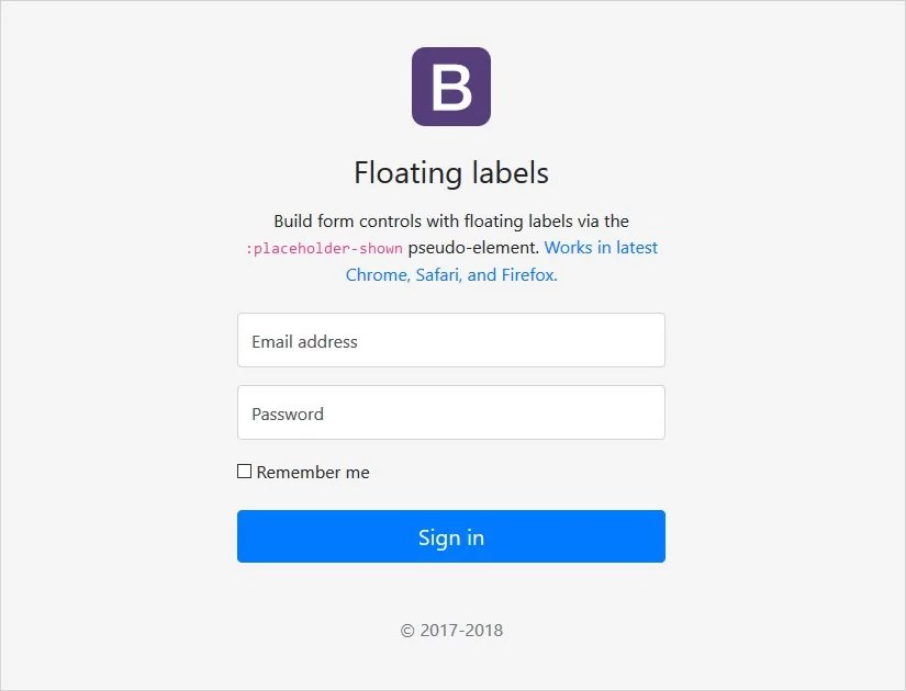 Bootstrap 4 Stable release is out - What\u0027s New and What\u0027s Coming?