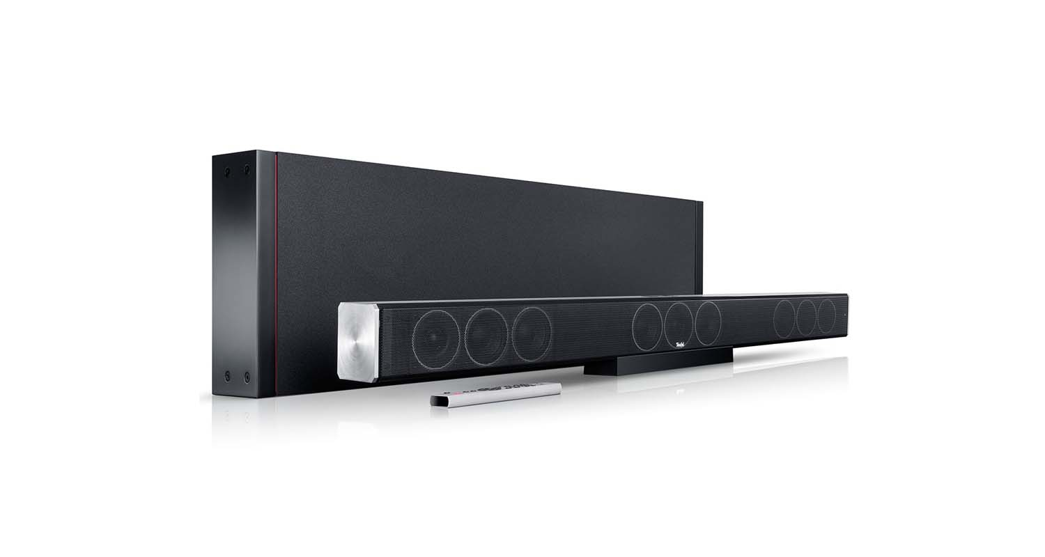 Soundbar Weiß Soundbar With Subwoofer The Teufel Audio Blog
