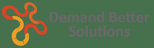 Demand Better Solutions Logo