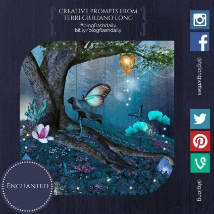 #BlogFlashDaily: Enchanted