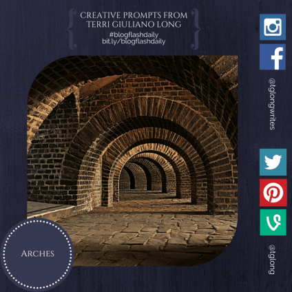 #BlogFlashDaily: Arches