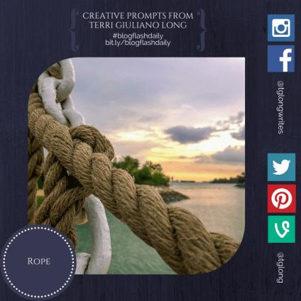 #BlogFlashDaily: Rope