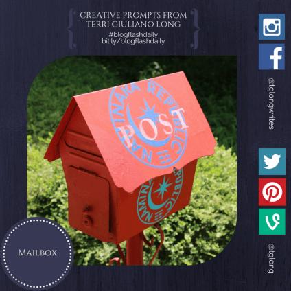 #BlogFlashDaily: Mailbox