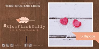 #BlogFlashDaily: Lollipops