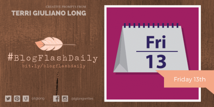#BlogFlashDaily: Friday 13th