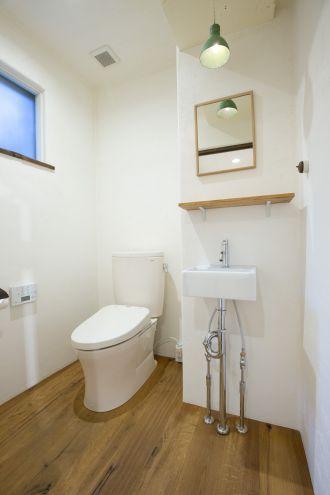 美容室のトイレ事情