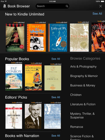 10 Best iOS Reading Apps for iPads and iPhones The eBook Reader Blog