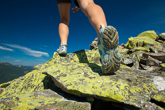 Hiking Boots Vs Trail Runners Vs Approach Shoes Vs