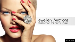 Jewellery Auction - 1 pound only