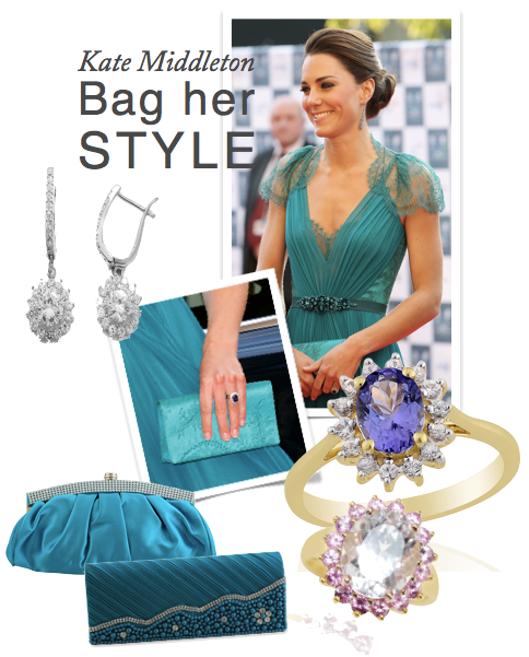Kate Middleton Mood Board