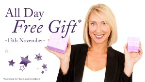 Free gift all day