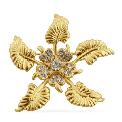 Goldtone jewellery